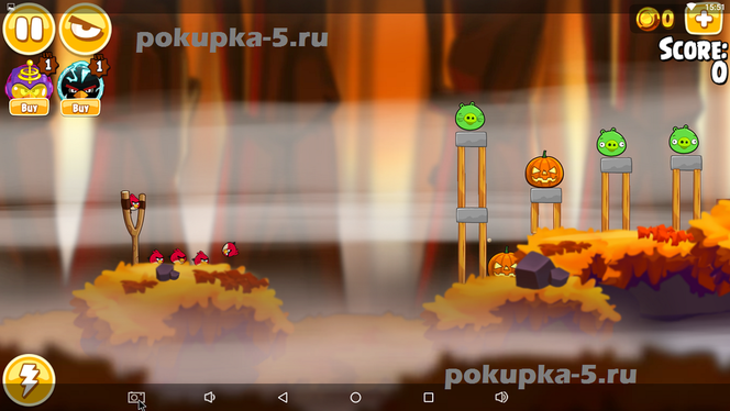 Гироскоп пальцев - play-apk.net